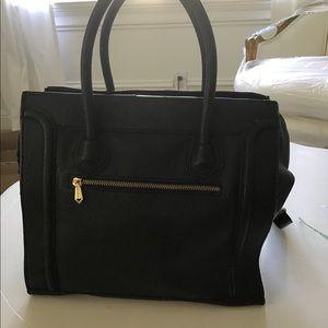 Neiman Marcus black Handbag